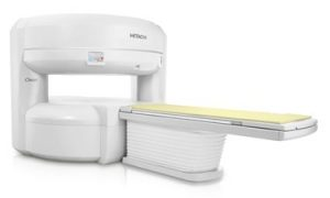 OpenSided Oasis MRI Scanner