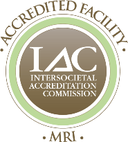 Accredited Facility Intersocietal Accreditation Commission Logo